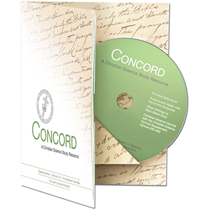 Christian Science Concord Study Package